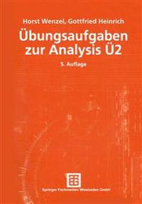 Übungsaufgaben Zur Analysis Ü 2