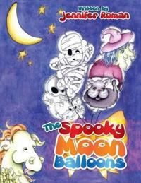 The Spooky Moon Balloons
