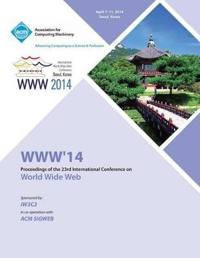 WWW 14 23rd International World Wide Web Conference