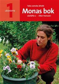 Tala svenska direkt Läshäfte 2 Monas bok