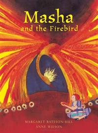 Masha and the firebird - a russian tale