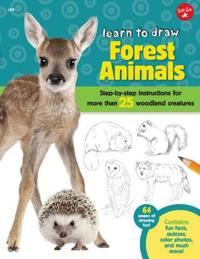 Forest Animals (Learn to Draw)