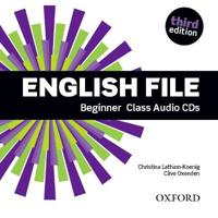 English File: Beginner: Class Audio CDs