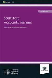 Solicitors' Accounts Manual