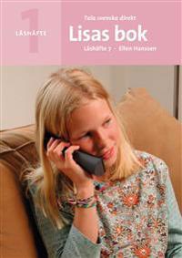Tala svenska direkt Läshäfte 7 Lisas bok
