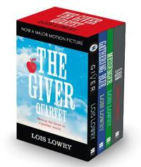 Giver Boxed Set: The Giver, Gathering Blue, Messenger, Son