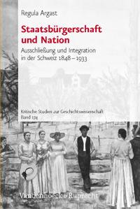 Staatsburgerschaft Und Nation
