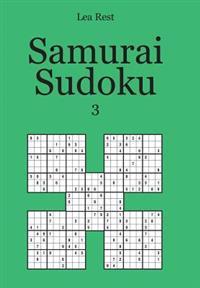 Samurai Sudoku 3