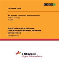 Empirical Corporate Finance. Cash-Flow-Sensitivitaten Deutscher Unternehmen