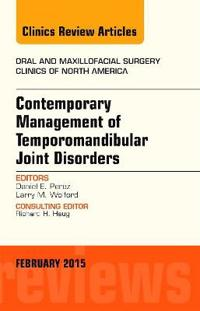 Contemporary Management of Temporomandibular Joint Disorders