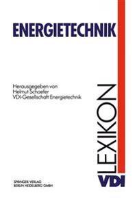 VDI-Lexikon Energietechnik