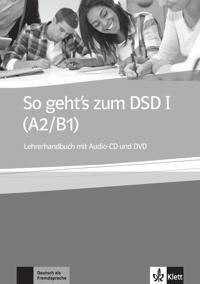 So geht's zum DSD I. Lehrerhandbuch mit Audio-CD und DVD