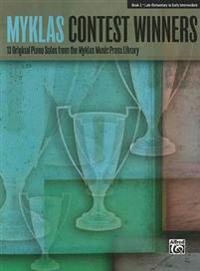Myklas Contest Winners, Book 2: 13 Original Piano Solos from the Myklas Music Press Library