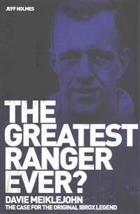 Greatest Ranger Ever?