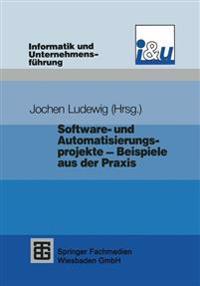 Software- Und Automatisierungsprojekte - Beispiele Aus Der Praxis