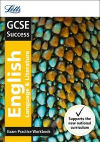 Gcse english language and english literature exam practice workbook, with p