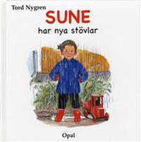 Sune har nya stövlar - Tord Nygren - böcker (9789172992290)     Bokhandel