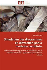 Simulation Des Diagrammes de Diffraction Par La Methode Combinee