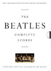 The Beatles Complete Scores Box Edition