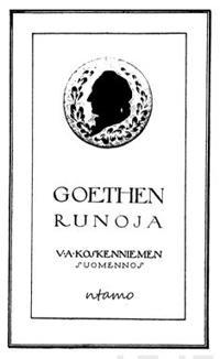 Goethen runoja