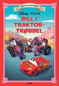 Bill i traktortrøbbel