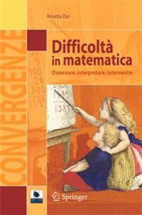 Difficolta in Matematica