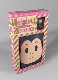 Hobby (seriealbum + plastfigur)