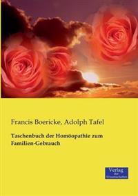 Taschenbuch Der Homoopathie Zum Familien-Gebrauch