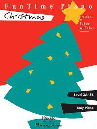 FunTime Piano, Level 3A-3B, Christmas