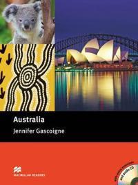 Macmillan Readers Australia Upper-Intermediate Pack