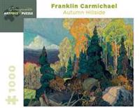 Franklin Carmichael: Autumn Hillside 1,000-Piece Jigsaw Puzzle