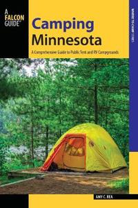 Falcon Guide Camping Minnesota
