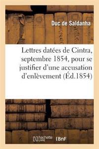 Entre Les Divers Ministeres Qui, Depuis 1834