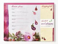 The Forest Feast Meal Planner and Shopping List