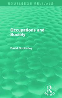 Occupations and Society