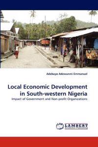 Local Economic Development in South-Western Nigeria