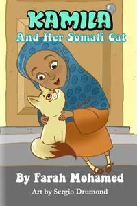 Kamila and Her Somali Cat