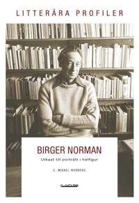 Birger Norman : utkast till porträtt i helfigur