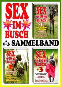 Sex Im Busch 1-3 Sammelband: Heiterer Erotik-Roman Von Rhino Valentino