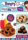 Hungry Girl Chew the Right Thing Recipe Cards: Supreme Makeovers for 50 Foods You Crave