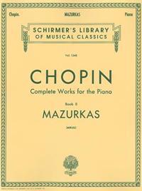 Mazurkas: Piano Solo