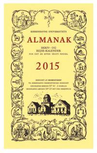 Universitetets Almanak Skriv- og RejseKalender