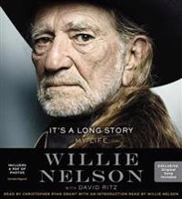 It's a Long Story  My Life - Willie Nelson - böcker (9781478952527)     Bokhandel