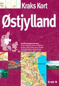 Kraks Kort Østjylland