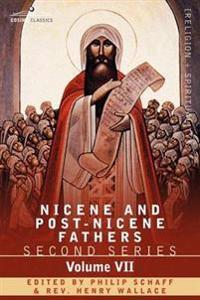 Nicene and Post-Nicene Fathers Second Series