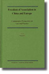 Freedom of Association in China And Europe