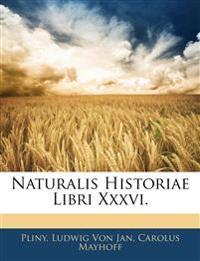 Naturalis Historiae Libri Xxxvi.