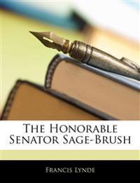 The Honorable Senator Sage-Brush