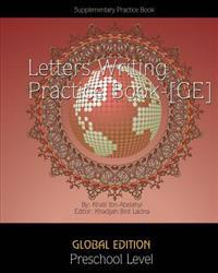 Letters Writing Practice Book- [Ge]: Supplementary Practice Book- Preschool