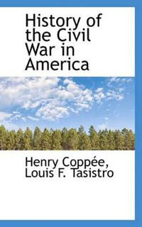 History of the Civil War in America